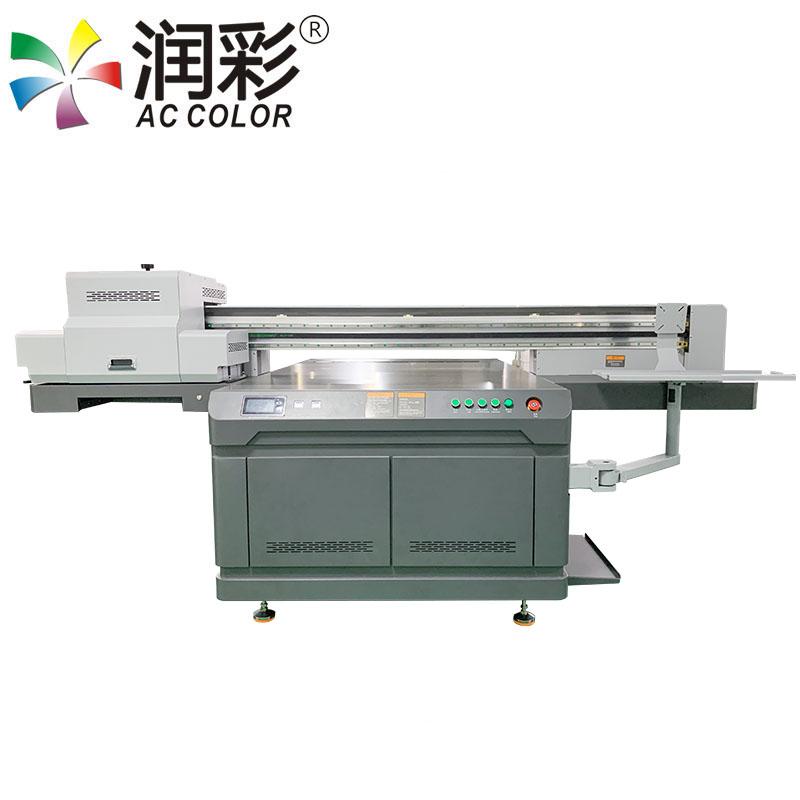 如何选择工业级喷头平板打印机