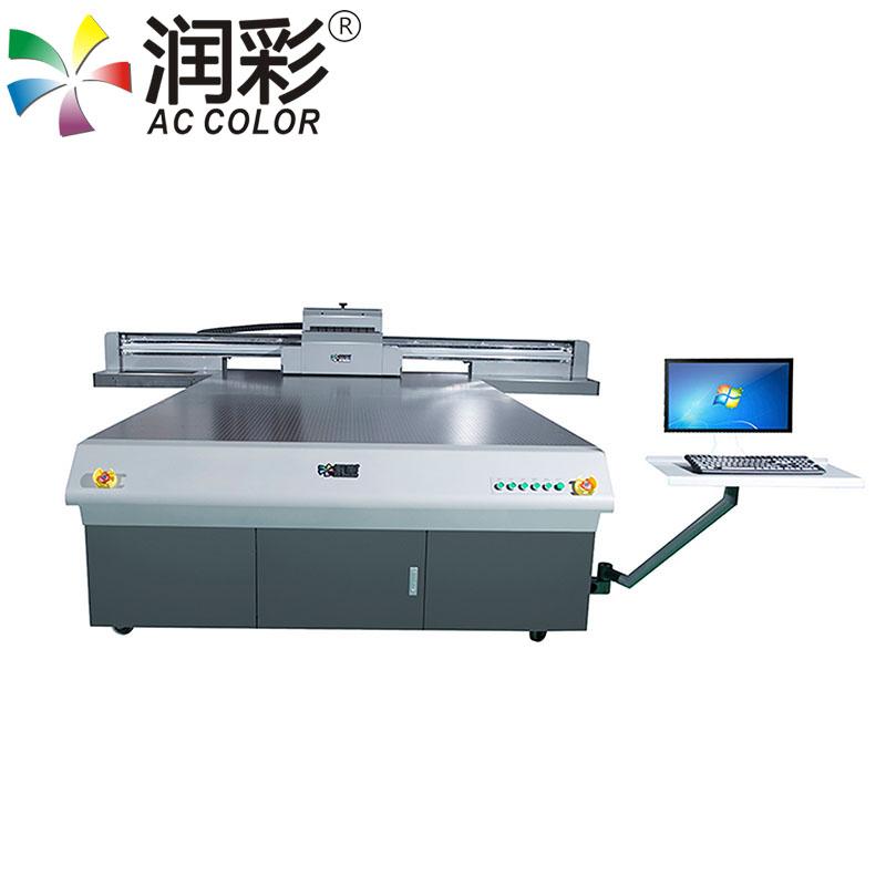 uv平板打印机五色打印的原理