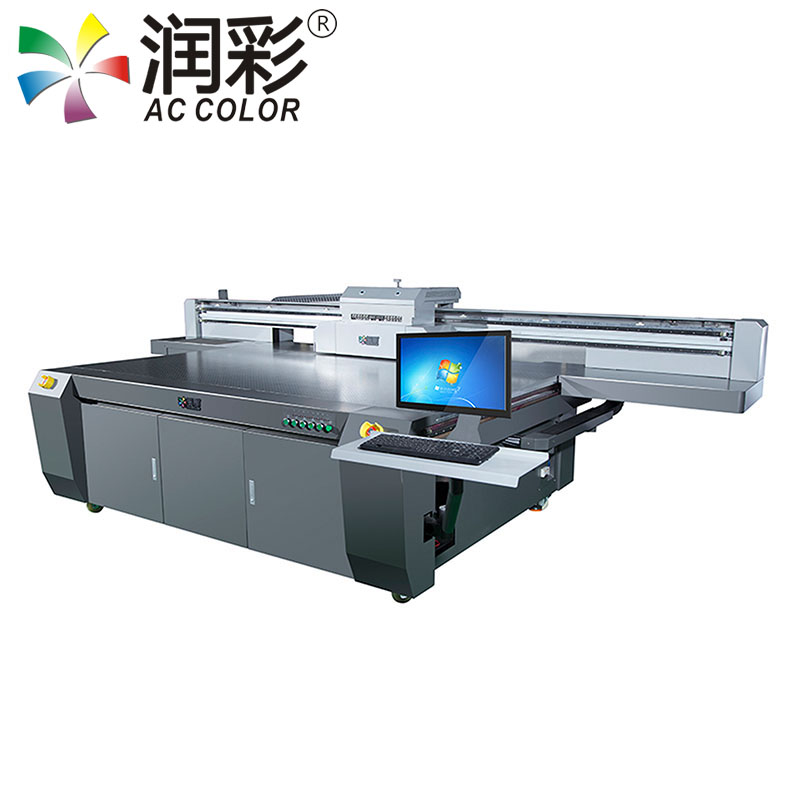 uv打印机发现喷头细微阻塞后的处置方法