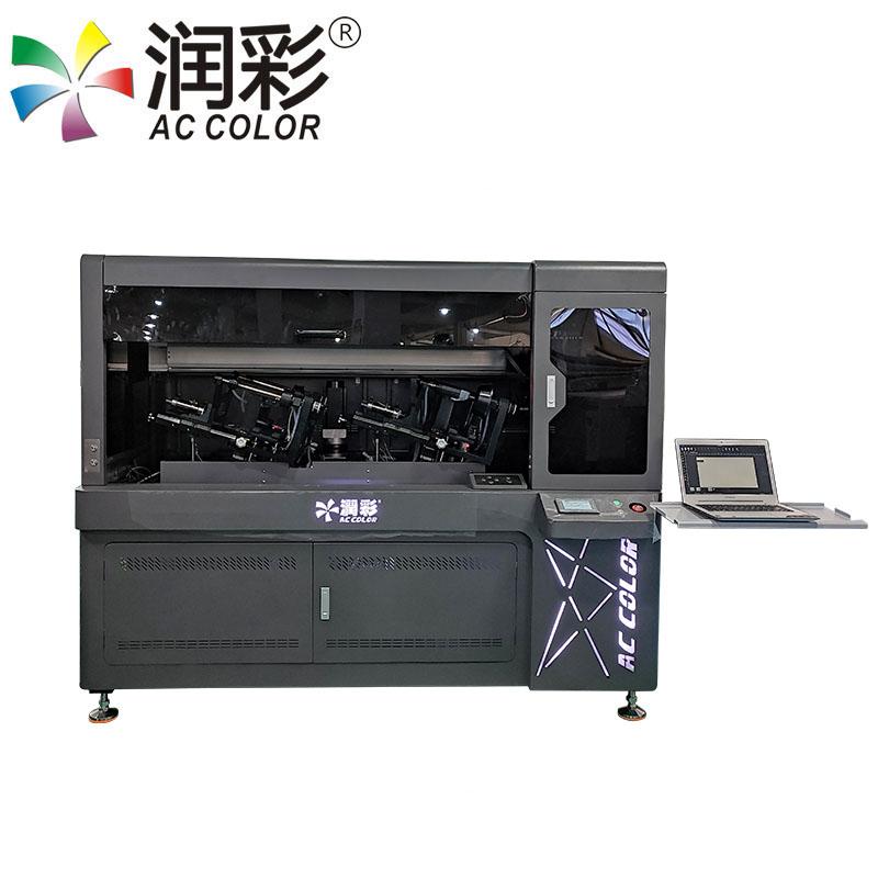 关于圆柱体打印机的工作原理及打印方案