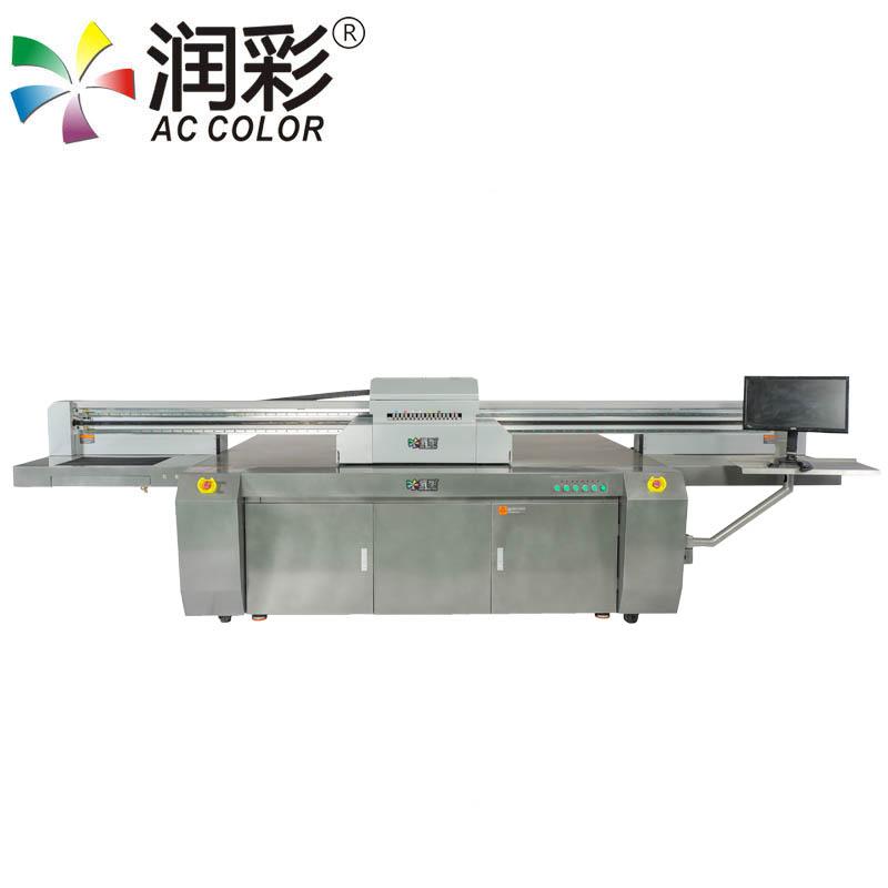 玻璃彩印机的方法步骤及注意事项